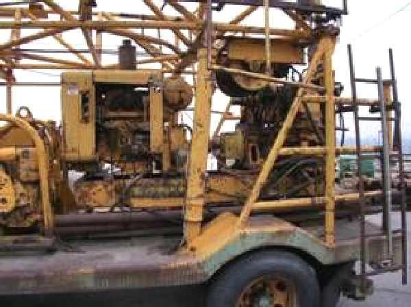Longyear 44 - 353 Detroit Diesel Motor